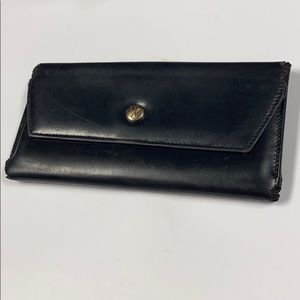 Paloma Picasso Vintage Long Checkbook Wallet
